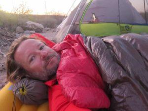 Lightweight Sleeping bag quilt review